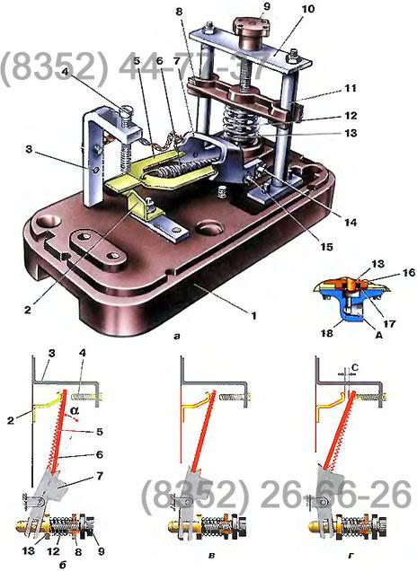 Регулятор давления АК-11Б У3: